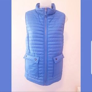 Vineyard Vines Blue Outdoor Vest